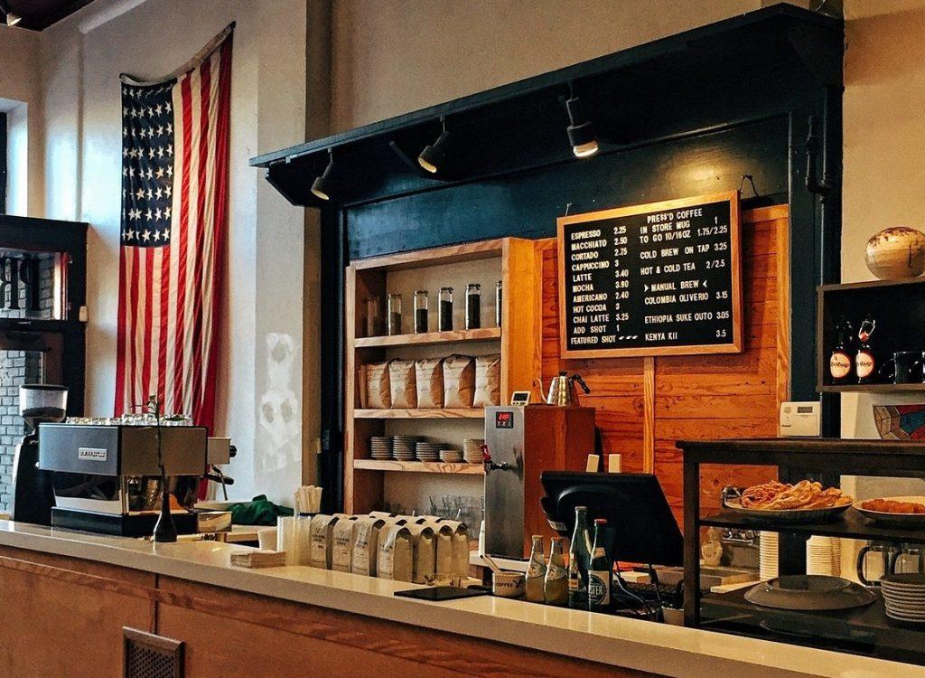 Mit einem guten Marketingkonzept steht dem Franchisenehmer nichts im Wege, sich mit einem Coffee-Shop oder mit einer mobilen Kaffeebar selbstständig zu machen.