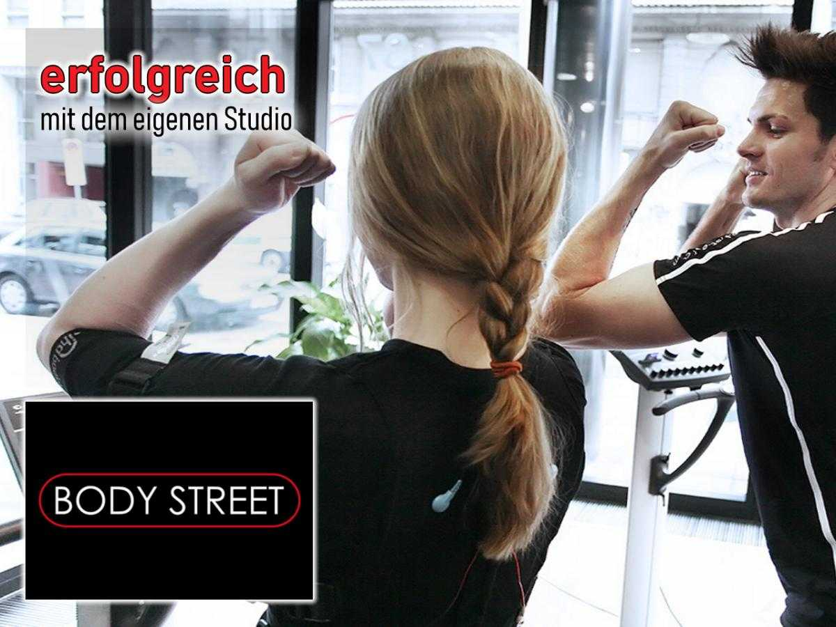 EMS Training von Bodystreet!